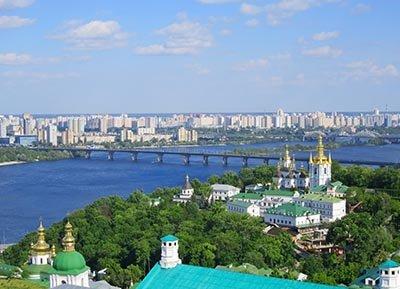 Pigiausi bilietai iš Vilniaus į Kijevą